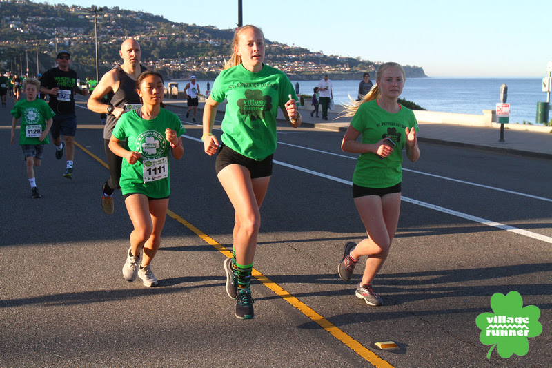 2019 Village Runner St. Patrick's Day racers