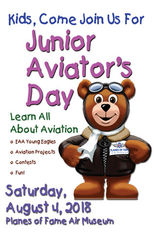 Junior Aviators Day