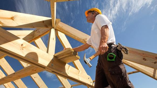 Home builder sentiment remains healthy.