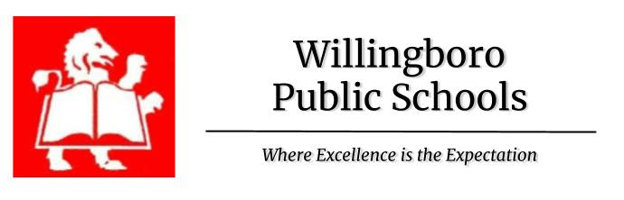 WELCOME LETTER FROM MR. ELLIS BROWN, PRINCIPAL