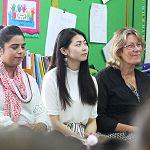 Moanataiari School Powhiri