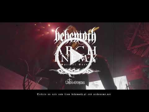 BEHEMOTH - The European Siege 2021