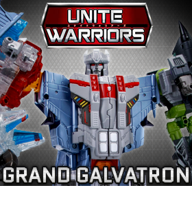 UNITE WARRIORS GRAND GALVATRON
