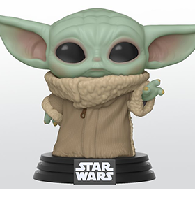 Pop! Star Wars: The Mandalorian - The Child