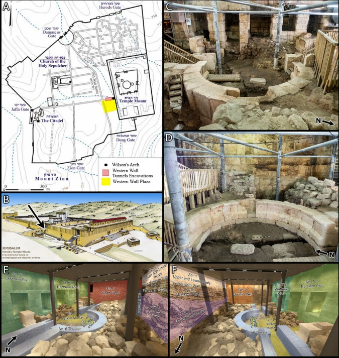 Newswise: Pinpointing the history of Jerusalem's Temple Mount through radiocarbon dating and microarchaeology