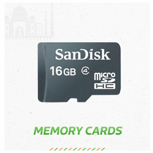 Memory Cards under Rs.499