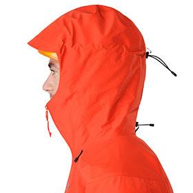 Helmet Compatible Stormhood