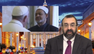"Robert Spencer Video: Why Has ISIS Threatened to Behead ""the Pope of Islam""?"