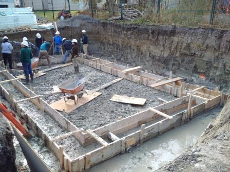 foundation shifting