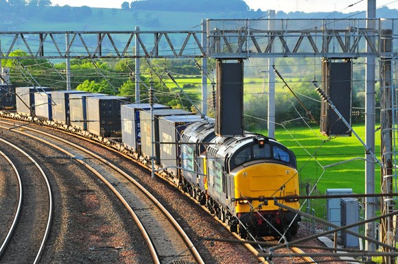 Rail freight industry and Network Rail collaborate to increase railway capacity