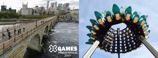 X Games and local art