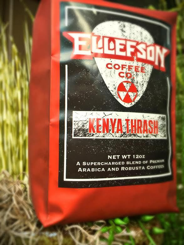 Ellefson coffee kenya