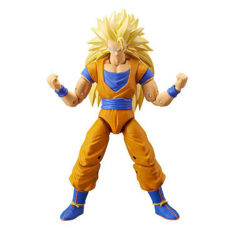Image of Dragon Ball Z Dragon Stars Super Saiyan 3 Goku - Q2 2019
