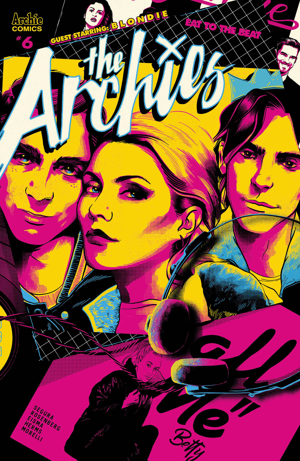 The Archies #6: CVR C Taylor