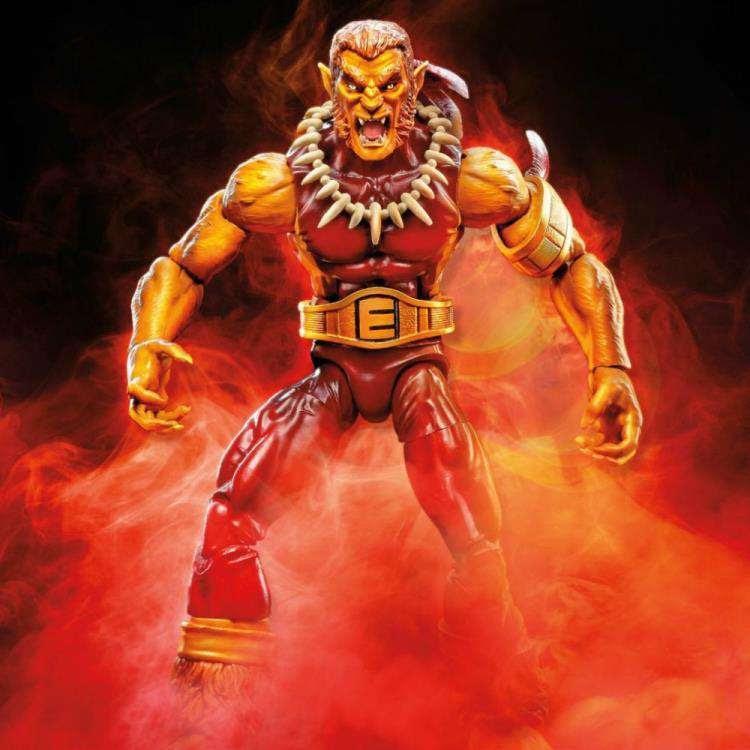 Image of Amazing Spider-Man Marvel Legends Wave 11 (Kingpin BAF) - Puma