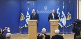 1Σημαντικές ελληνοϊσραηλινές αμυντικές συνομιλίες Καμμένου – Αγιαλόν