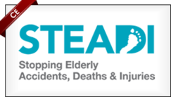 STEADI: Stopping Elderly Accidents, Deaths, and Injuries