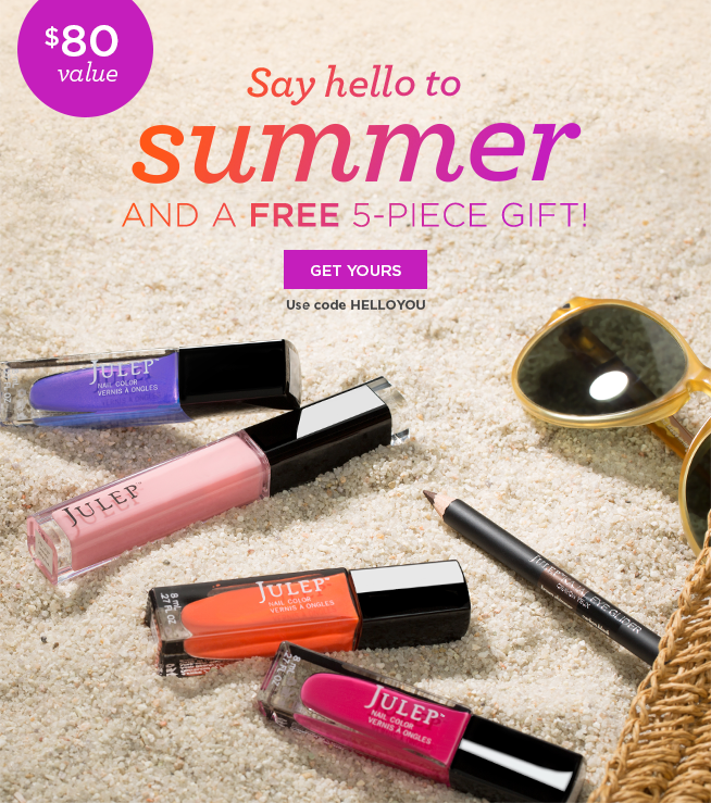 Julep: Limited Edition Summer.