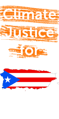 Climate Justice for Puerto Rico