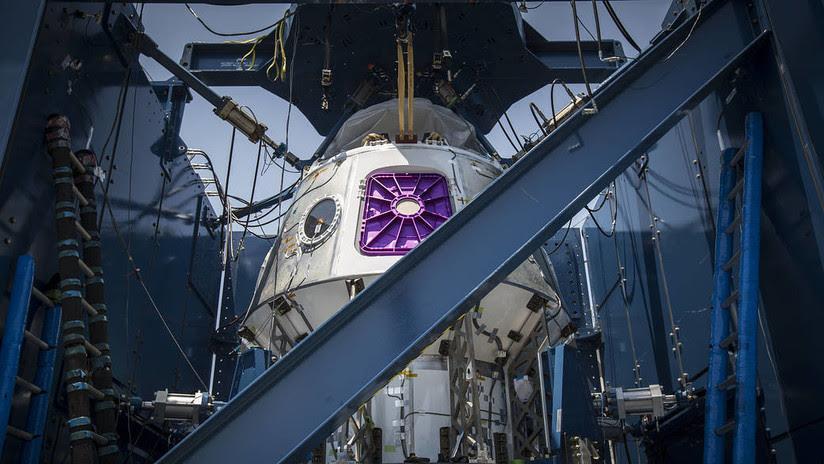 FOTO: Elon Musk comparte una imagen de su nueva nave espacial Crew Dragon