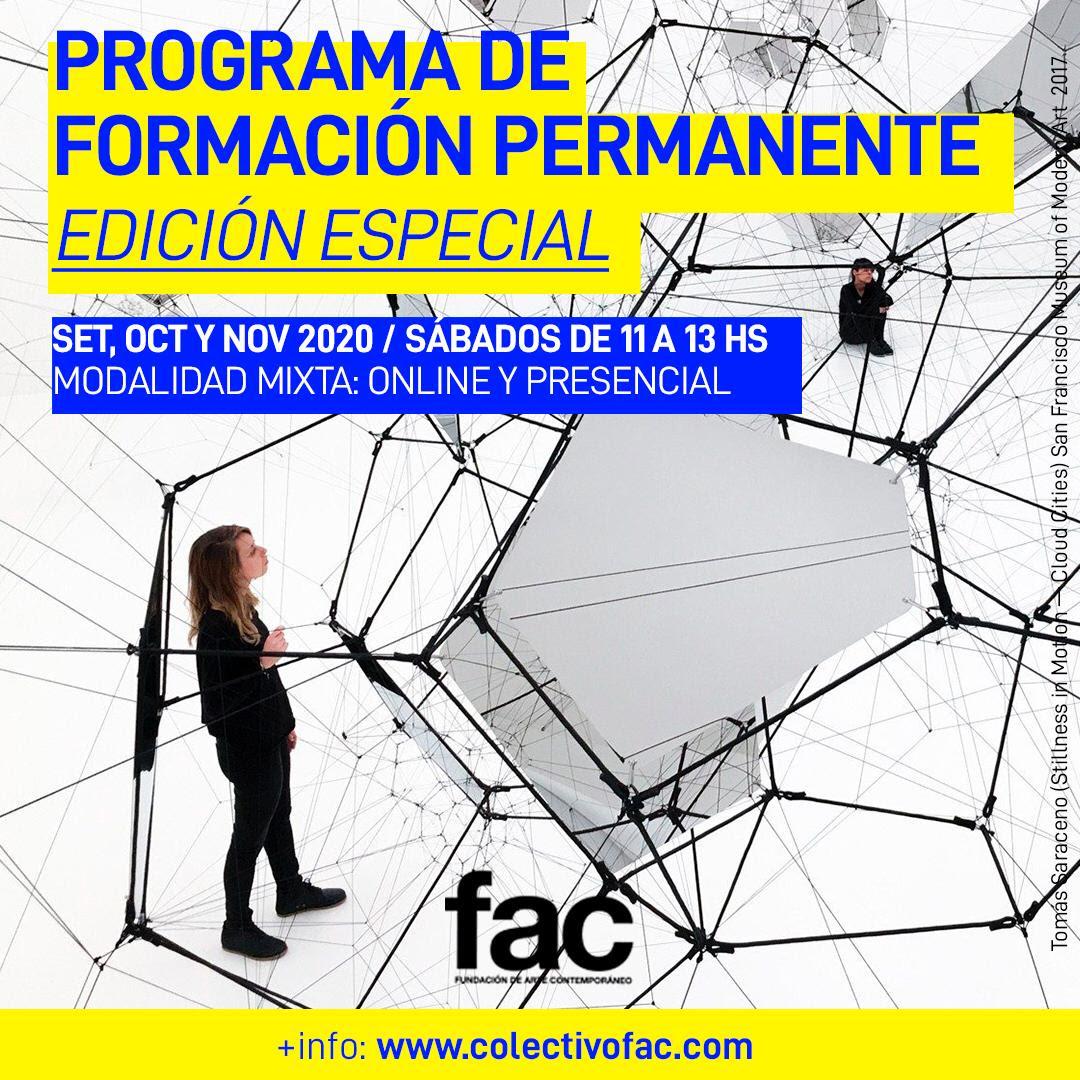 Programa de formación permanente | Modalidad mixta: online y presencial