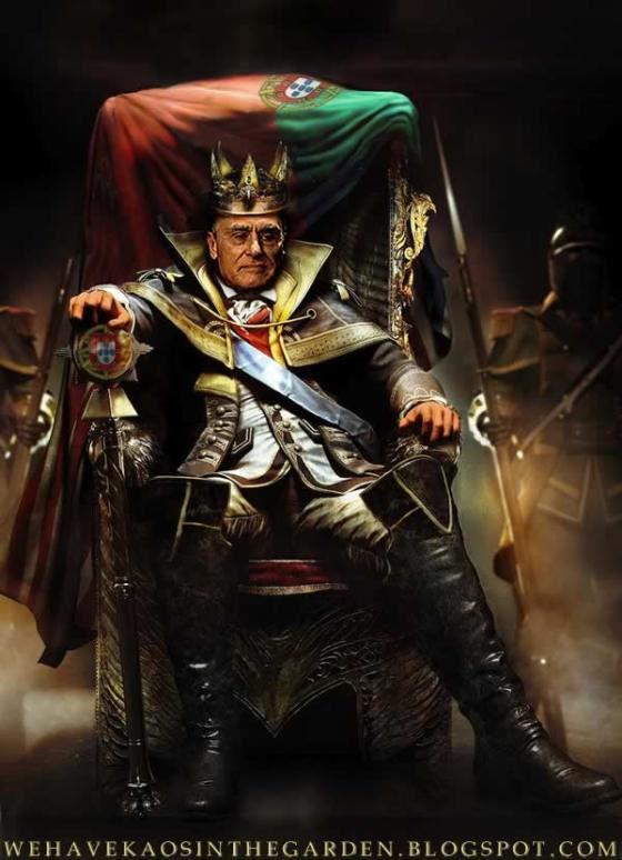 cavaco silva rei pensador no trono