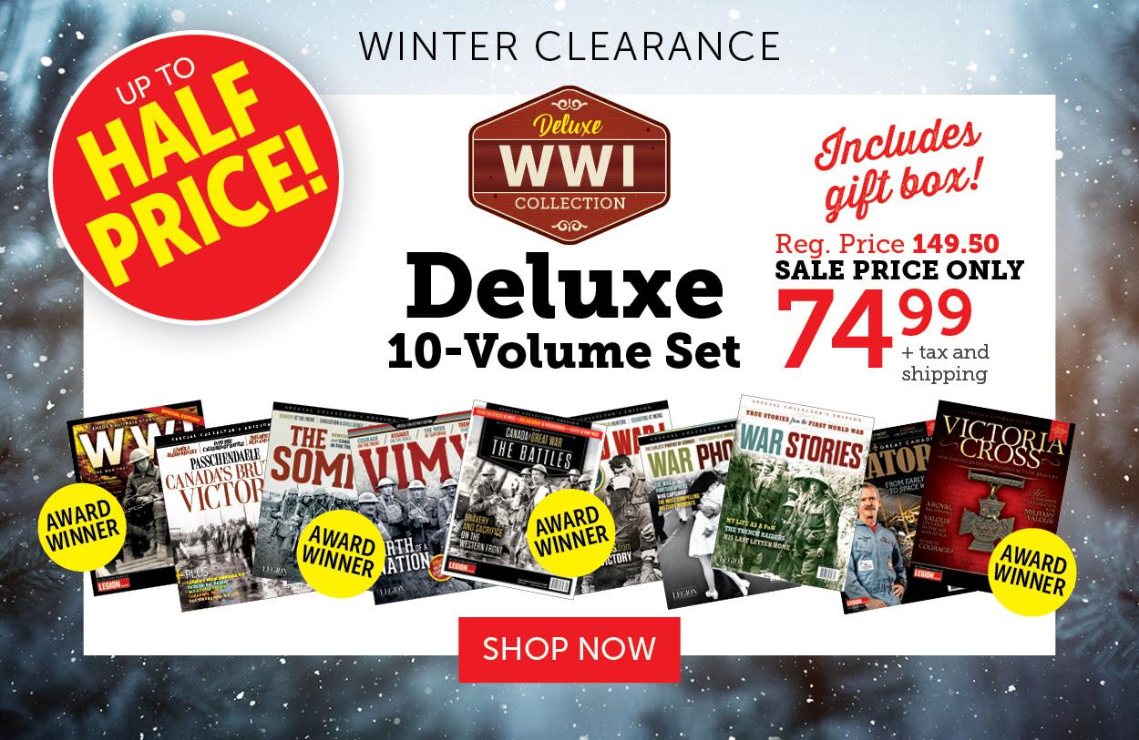 WW I Collection 10-Volume Set