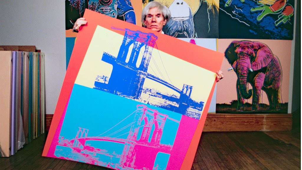 US targets Monet and Warhol artworks in 1MDB case