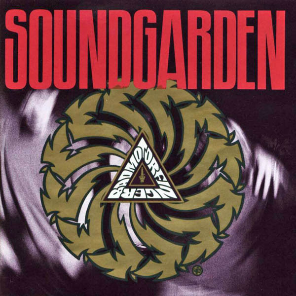 Image result for soundgarden badmotorfinger