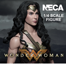 WONDER WOMAN 1/4 SCALE FIGURE