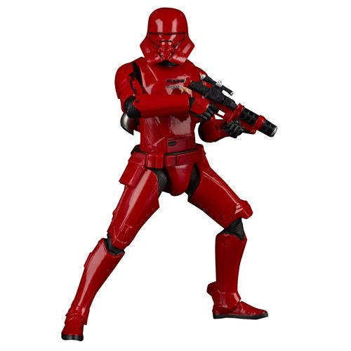 Image of Star Wars The Black Series Sith Jet Trooper 6-Inch Action Figure