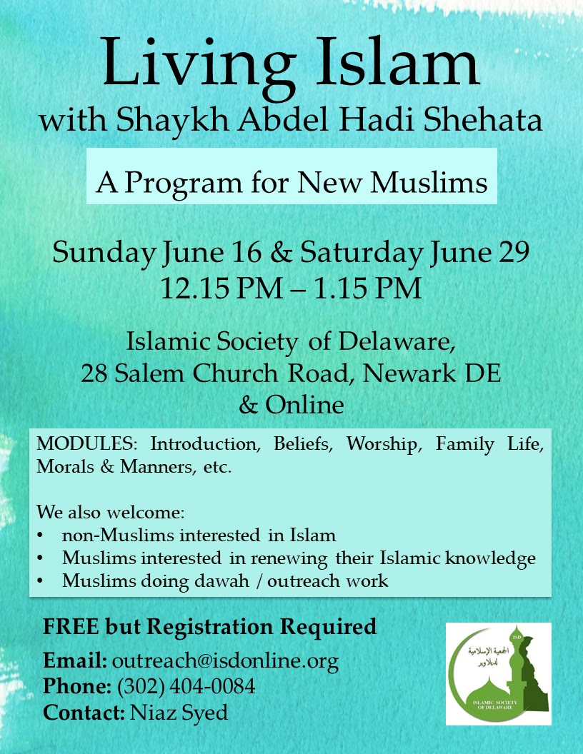 Living Islam Poster 3