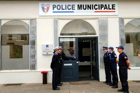 Police municipale de CUSSET dans Information