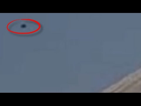 UFO News - Black UFO Hides Over Clouds Caught By NASA Space Station Cam and MORE Hqdefault