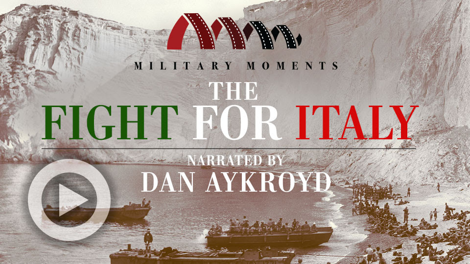 The Fight for Italy | Narrated by Dan Aykroyd