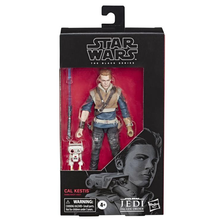 Image of Star Wars: The Black Series Wave 22 - Cal Kestis