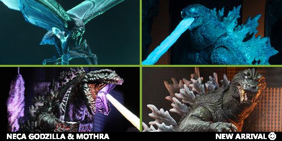 NECA Godzilla