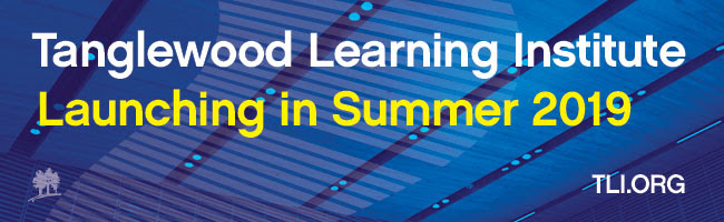 [Tanglewood Learning Institute]