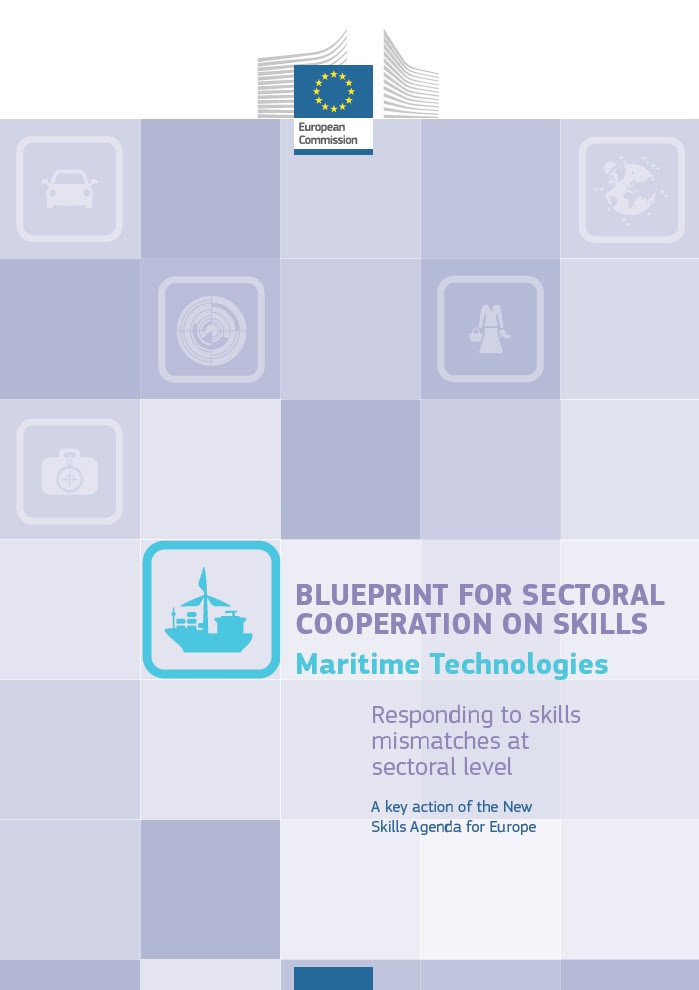 Blueprint for sectoral cooperation on skills: Maritime Technologies