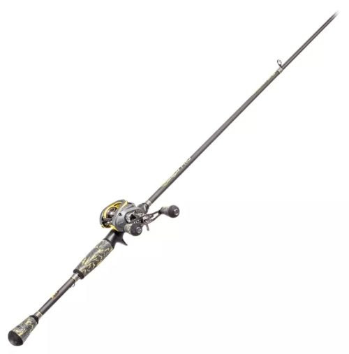 Lew's Mach Pro Baitcast Combo for mothers day adventurous moms