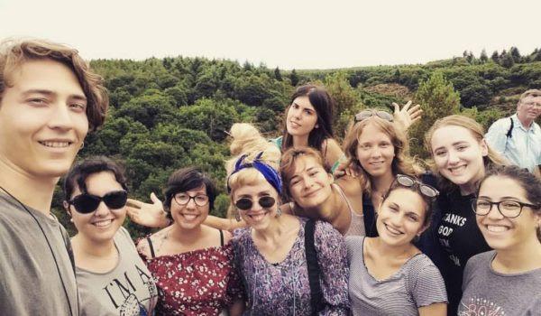 voluntariado europeo verano francia