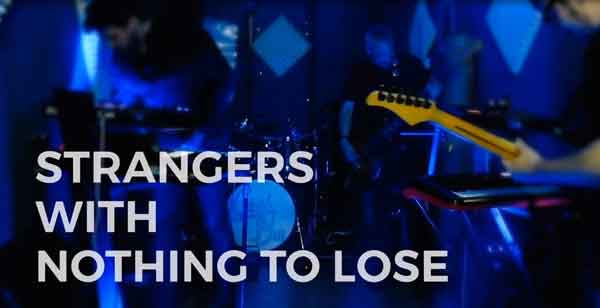 SERCH. - video sessions directo - Strangers with Nothing to Lose