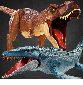 JURASSIC WORLD: FALLEN KINGDOM FIGURES