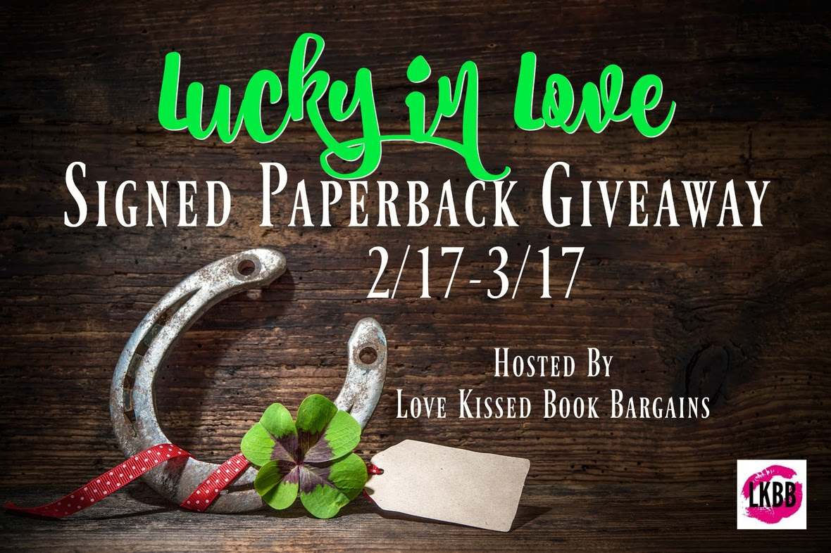 Lucky in Love Giveaway
