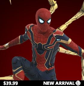 Avengers: Infinity War Gallery Iron Spider Figure