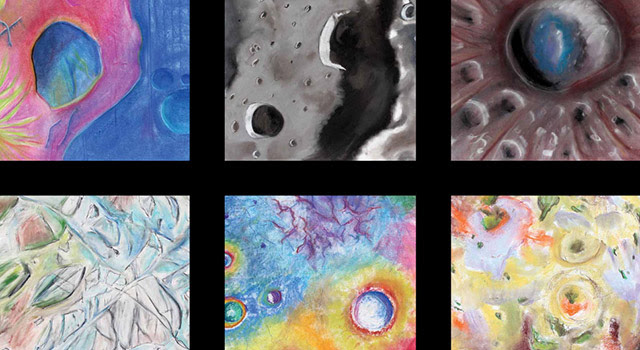 Educator Workshop - Art and the Cosmic Connection