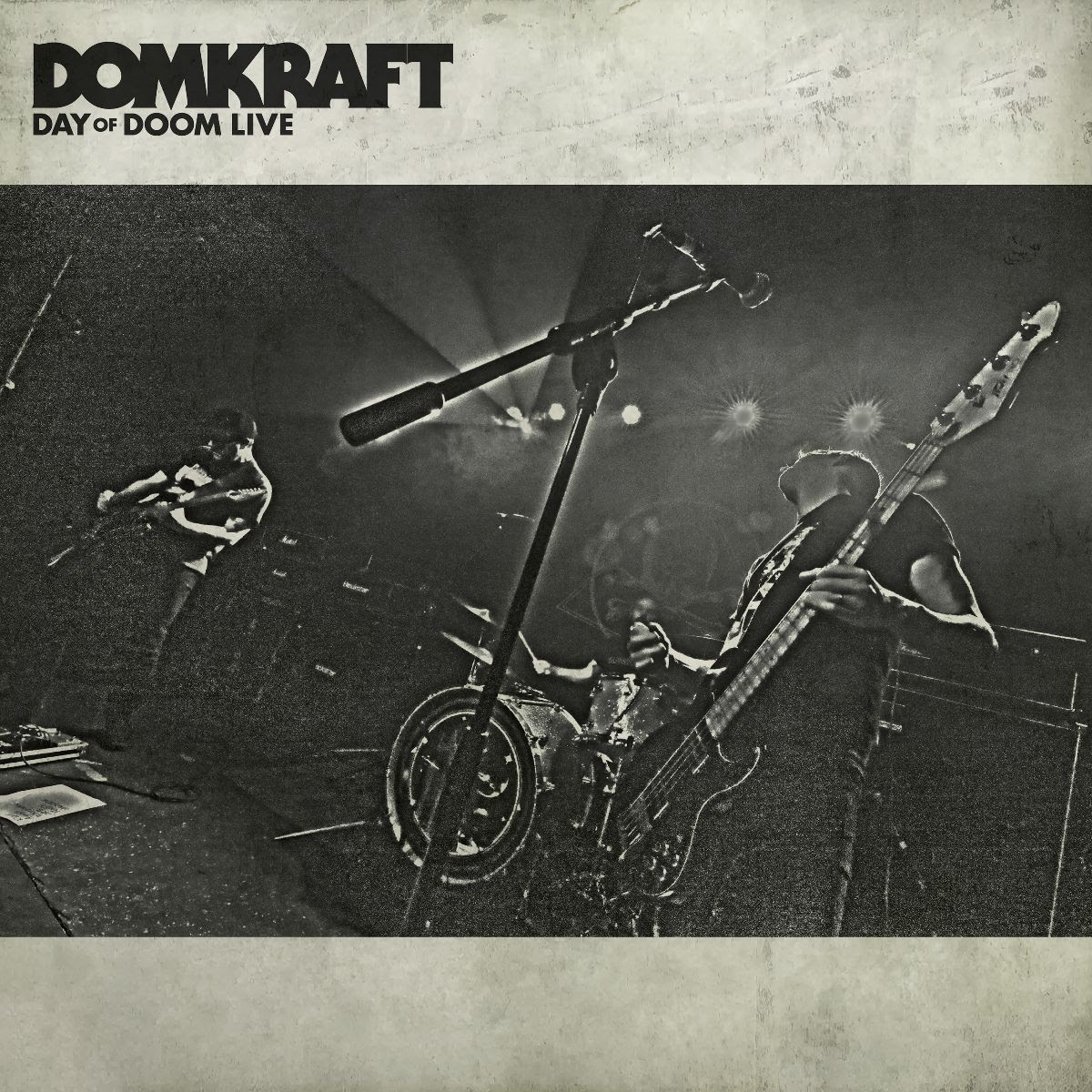 "DOMKRAFT cover ""Day of Doom Live"""