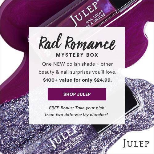 Julep Rad Romance Mystery Box.