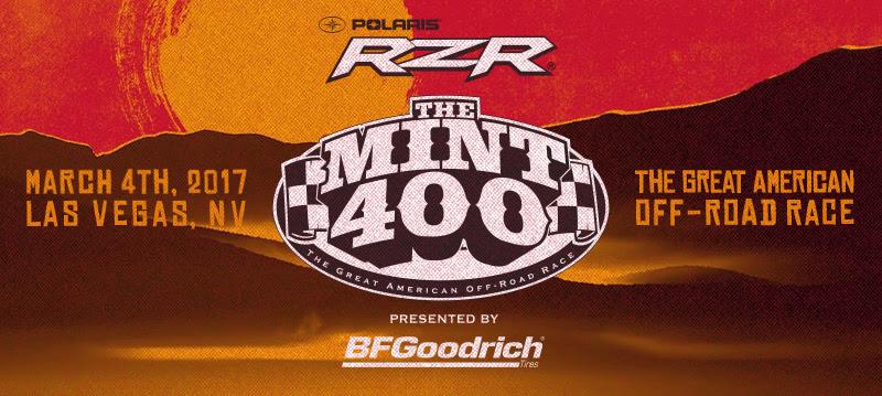 Mint 400 Logo