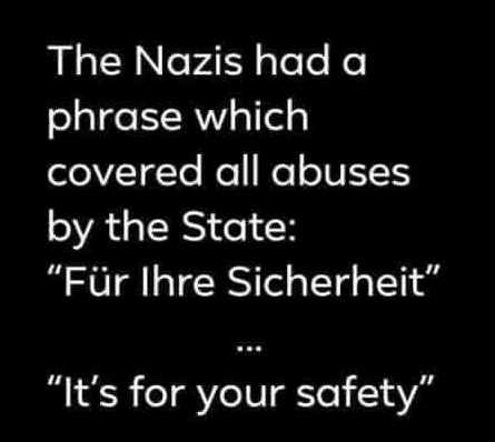 nazi your safety